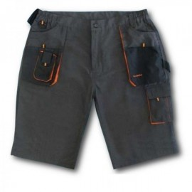 PANTALONI SCURTI CLASSIC ORANGE